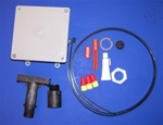 Commercial Power Connection Kit for overjacketed heater cable (.5'' - 10'' pipe size)