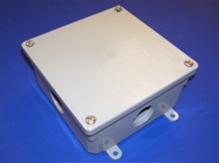 Non Metallic Junction Box For Heater Cable Installation