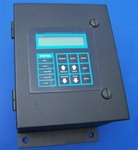 Microprocessor Based Controller, Single Point, Two Pole Control w/LCD and Keypad